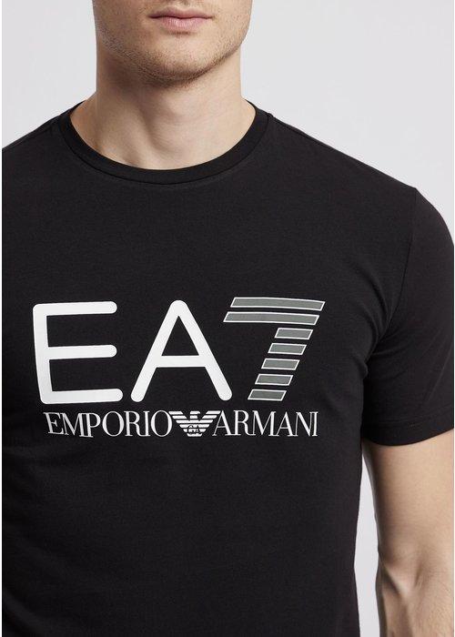EA7 ARMANI EA7 1200 EMPORIO ARMANI CHEST LOGO BLK