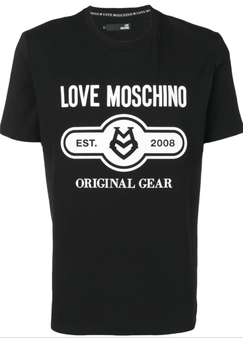 LOVE MOSCHINO LOVE MOSCHINO T-SHIRT EST 2008