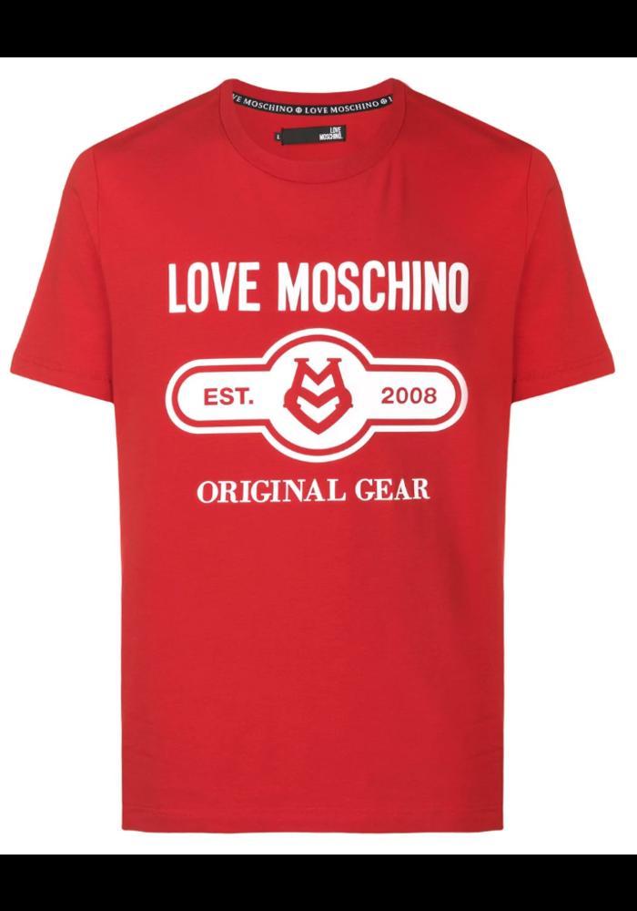 LOVE MOSCHINO T-SHIRT EST 2008