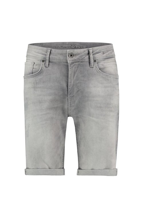 PURE WHITE PUREWHITE THE STEVE 310 SHORT JEANS