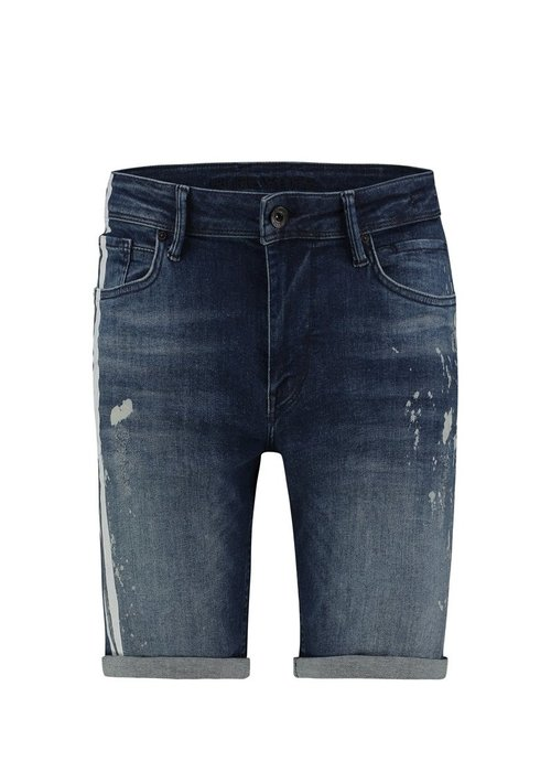 PURE WHITE THE STEVE W0269 SS19 SHORT JEANS