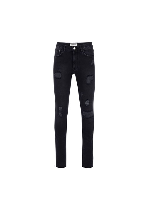 ICEBERG ICEBERG Slim-fit jeans with emblem and logo