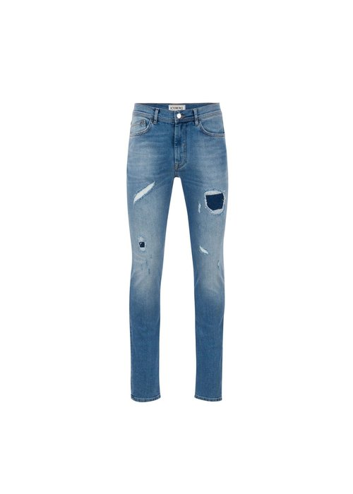 ICEBERG ICEBERG Regular-fit jeans with emblem and logo