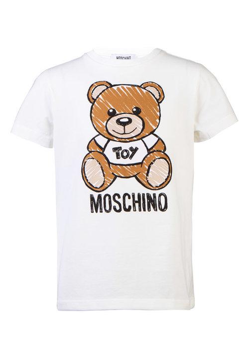 MOSCHINO MOSCHINO T-SHIRT KIDS 10063