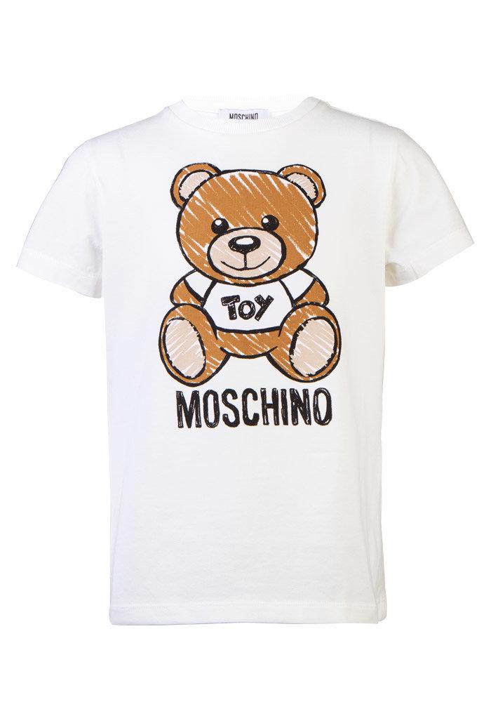 MOSCHINO T-SHIRT KIDS 10063