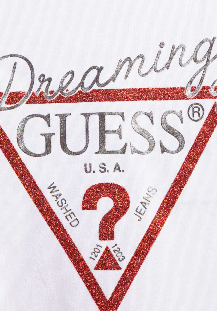 GUESS T-SHIRT GUESS 19 KIDS