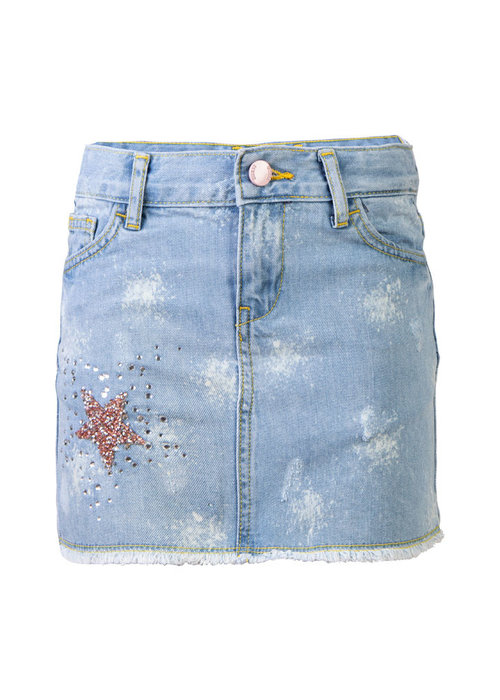 GUESS GUESS KIDS JEANS SKIRT