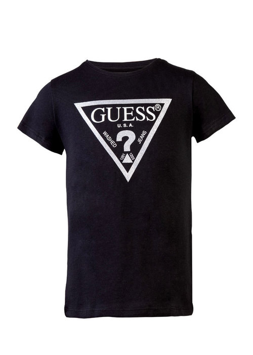 GUESS GUESS KIDS T SHIRT CORE A996