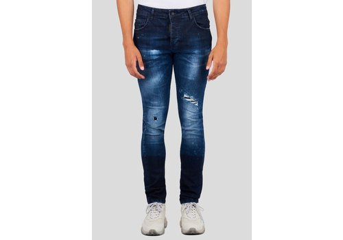 MY BRAND MY BRAND GRADIENT SQUARED JEANS 24
