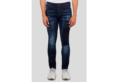 MY BRAND MY BRAND SQUARED BLEACHED JEANS 20
