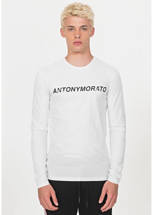 ANTONY MORATO ANTONY MORATO -ANTONYMORATO LOGO- LONG SLEEVE