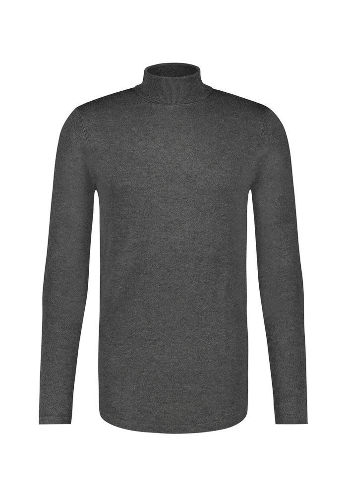 PUREWHITE KNITTED CLASSIC TURTLENECK ANTRA