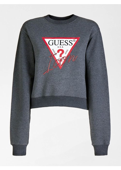 GUESS GUESS BASIC ICON FLEECE