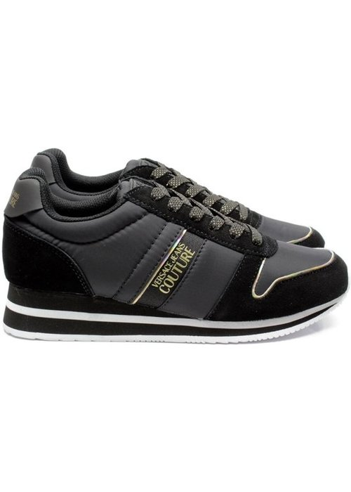 VERSACE JEANS COUTURE VERSACE JEANS COUTURE SNEAKERS SUEDE/COATED