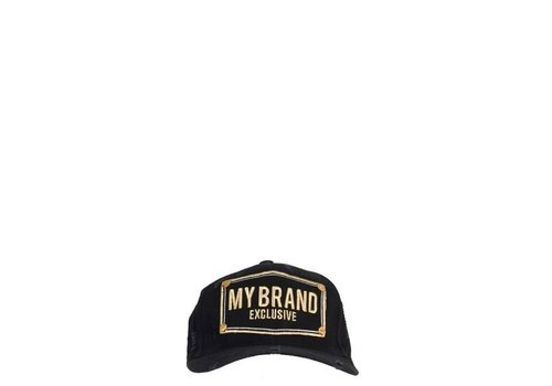 MY BRAND MY BRAND LOGO CAP 012