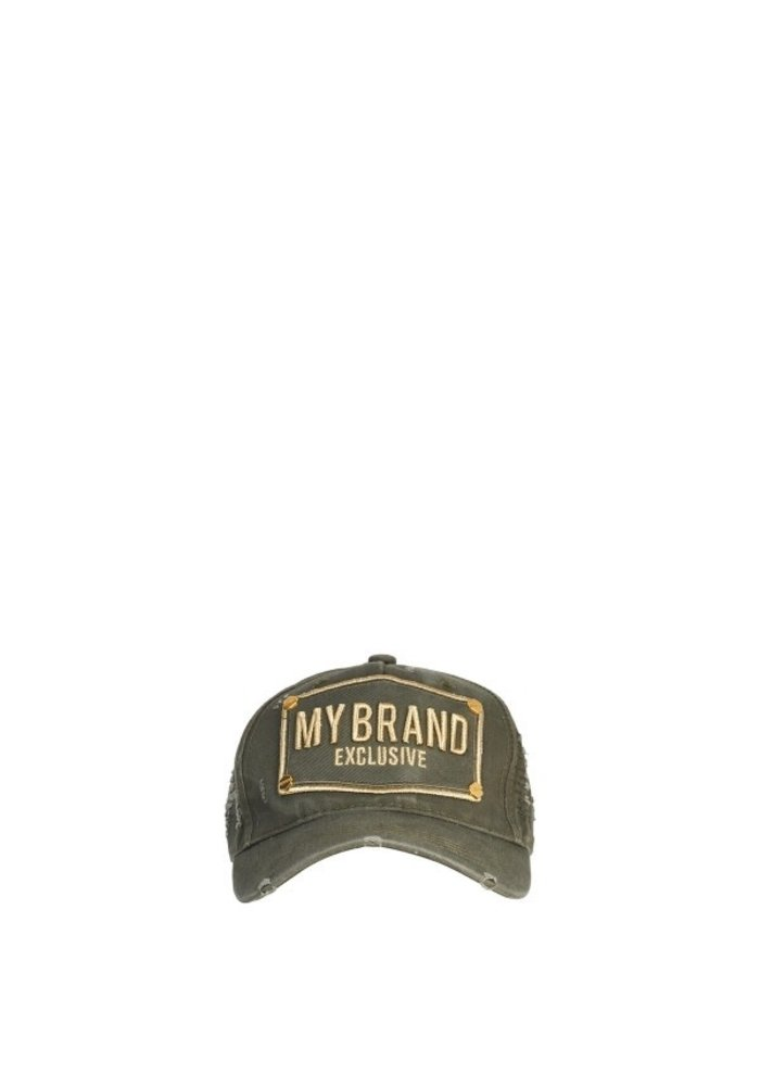 MY BRAND LOGO CAP 012