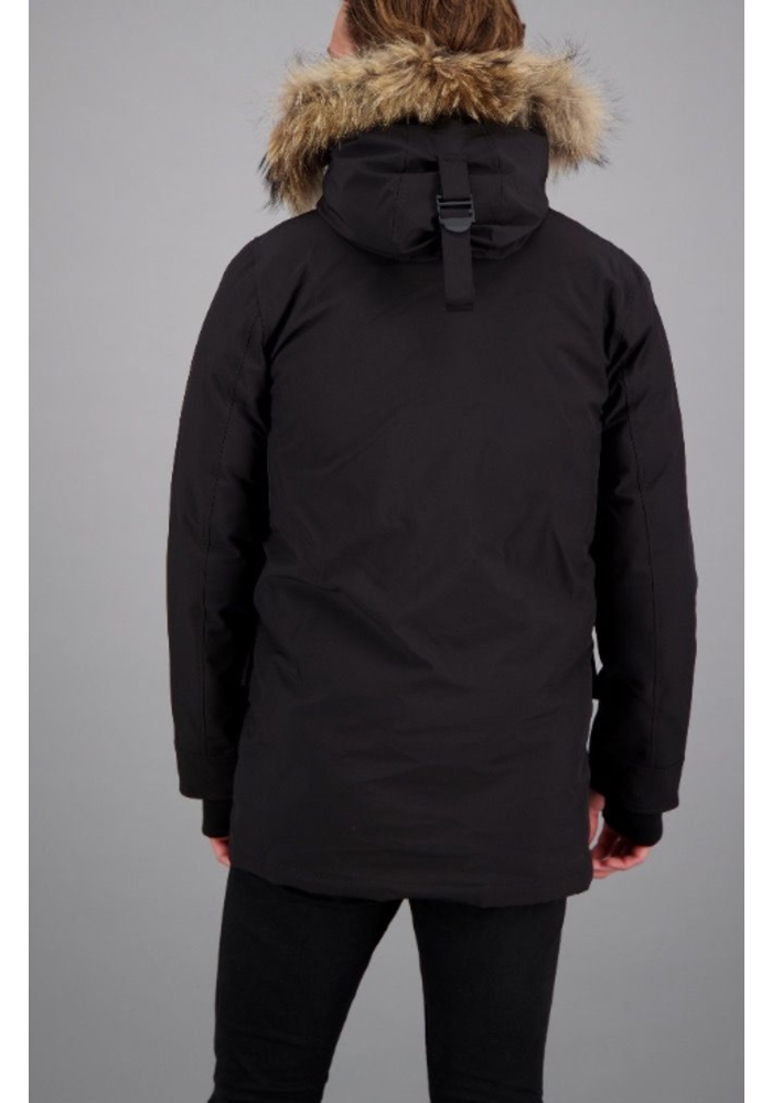 AIRFORCE SOFTSHELL SNOW PARKA RF 394