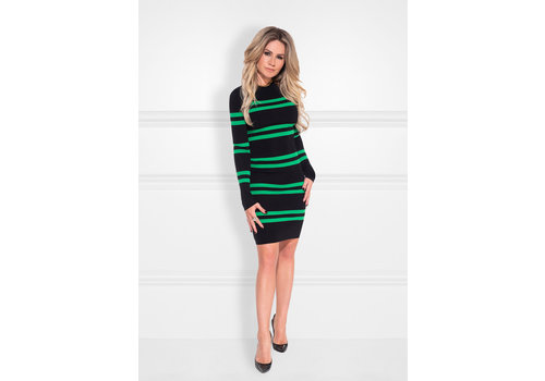 NIKKIE NIKKIE JOLIE STRIPE DRESS