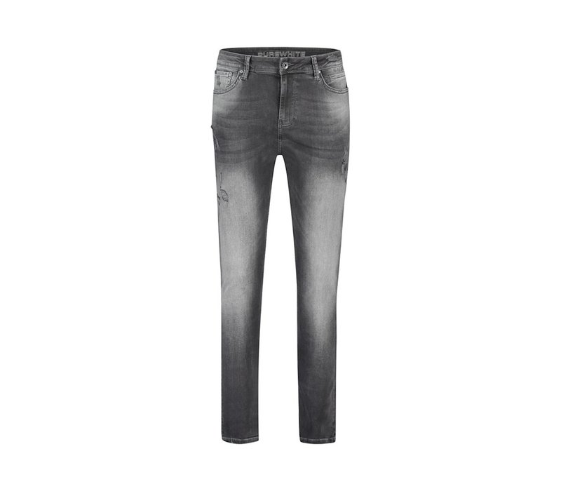 PURE WHITE THE JONE W0396 SS20 JEANS