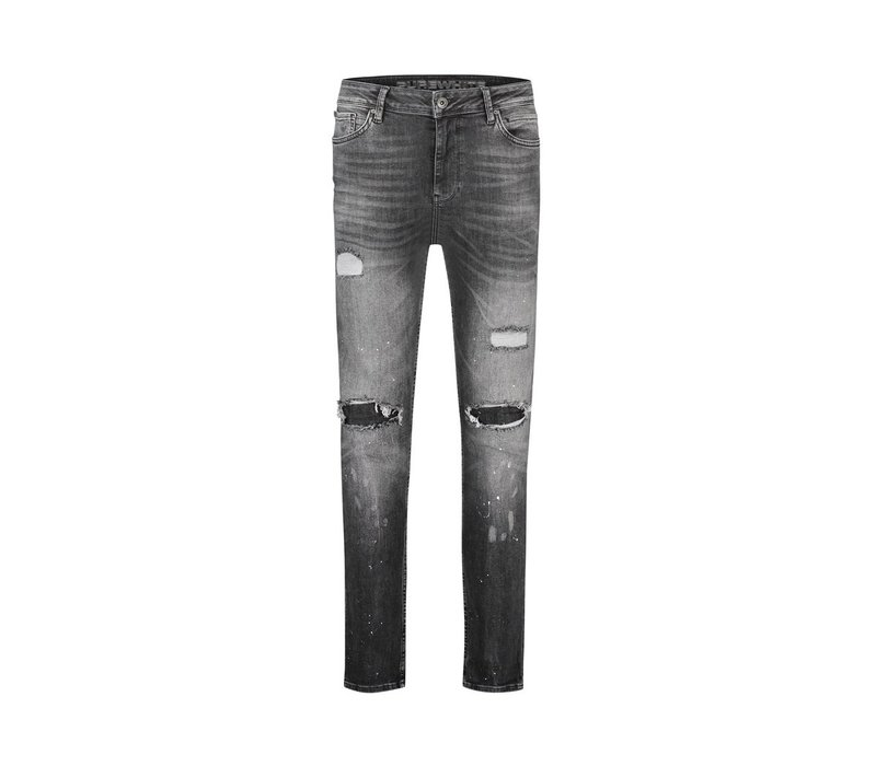 PURE WHITE THE JONE W0394 SS20 JEANS