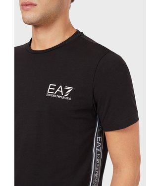 EA7 ARMANI EA7  Basic jersey T-shirt with logo