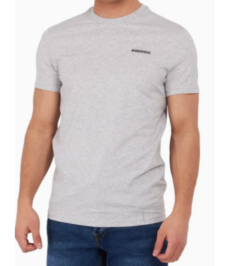DSQUARED2 ROUND NECK T-SHIRT 030 GREY