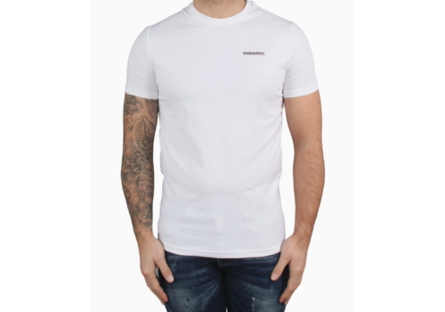 DSQUARED2 DSQUARED2 ROUND NECK T-SHIRT 001