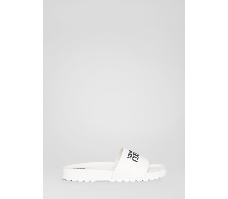 VERSACE JEANS COUTURE LOGO SLIDERS