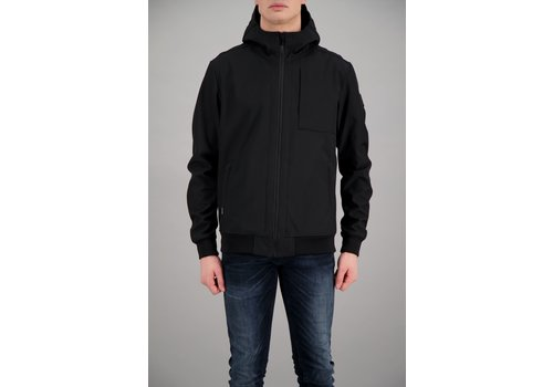 AIRFORCE AIRFORCE SOFTSHELL JACKET CHESTPOCKET