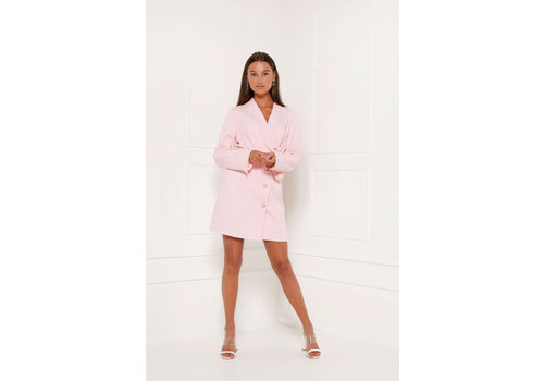 DELOUSION DELOUSION BLAZER DRESS