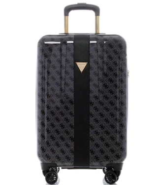 GUESS Cathleen Travel Reiskoffers BLACK