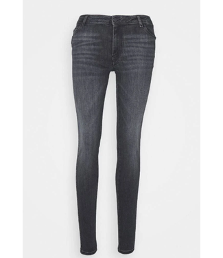 GUESS Ultra Curve Power Jeans Skinny Fit hardha GREY