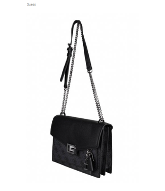 GUESS VALY COVERTIBLE XBO T/U BLACK