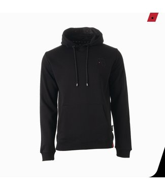 AB LIFESTYLE TAPED HOODIE BLACK