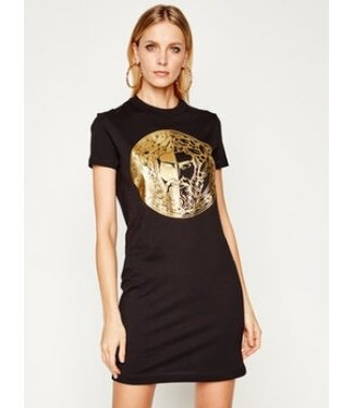 VERSACE JEANS COUTURE VERSACE COUTURE PATCH DRESS