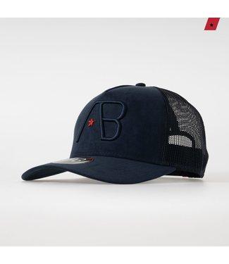 AB LIFESTYLE VELVET TRUCKER CAP