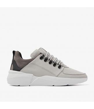 NUBIKK Roque Royal | Grijze Sneakers