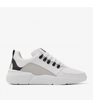 NUBIKK Roque Royal | Multi Witte Sneakers