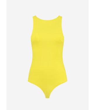 NIKKIE Suzy body zipper yellow