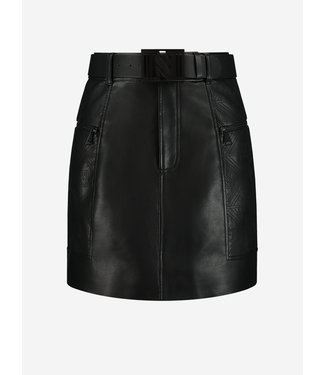 NIKKIE Luna skirt black