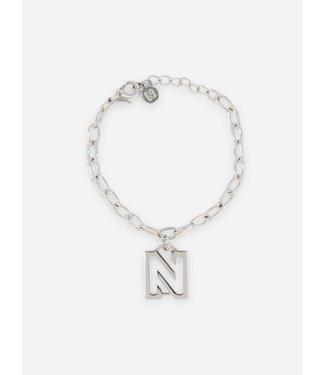 NIKKIE Brooke bracelet - silver