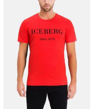 ICEBERG 1974 CHEST LOGO