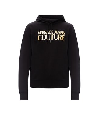 VERSACE JEANS COUTURE FOIL HOODIE