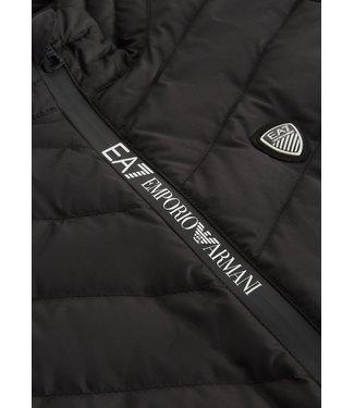 EA7 ARMANI BODYWARMER SS21 BLACK