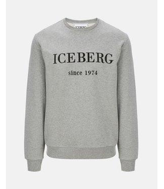 ICEBERG Classic gray marl Iceberg sweater