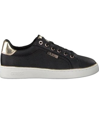 GUESS Beckie/Active Lady Dames Sneakers Zwart