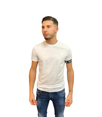 DSQUARED2 ICON T-SHIRT WHITE  SS21