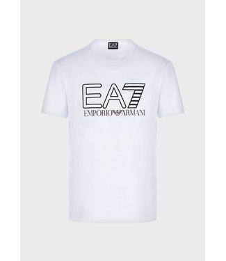 EA7 ARMANI T-SHIRT EA7 SS21 WHITE