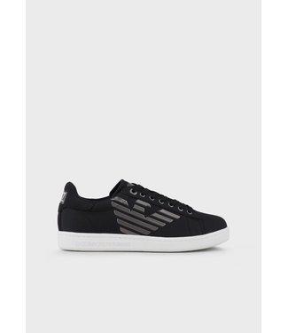 EA7 ARMANI heren Sneakers  SS21 zwart