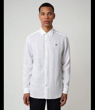NAPAPIJRI Overhemd met lange mouwen Gervas